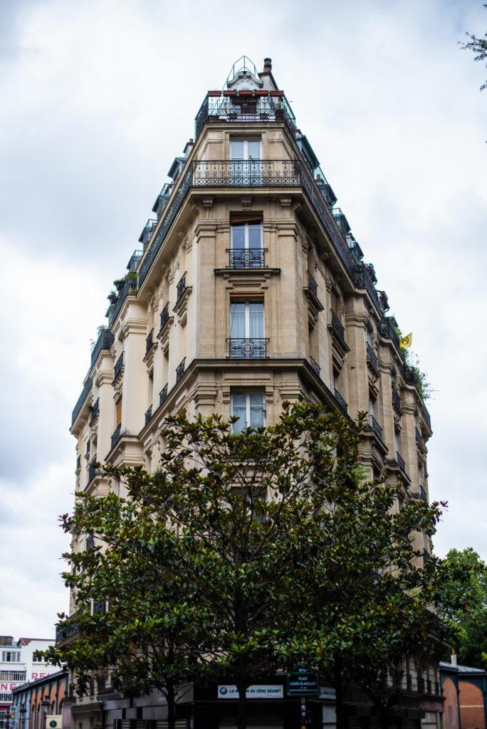 photographe paris - rue parisienne