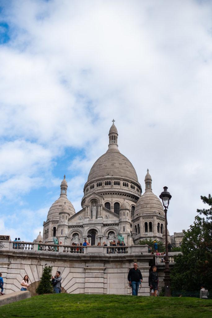 photographe paris - montmartre basilique sacré coeur