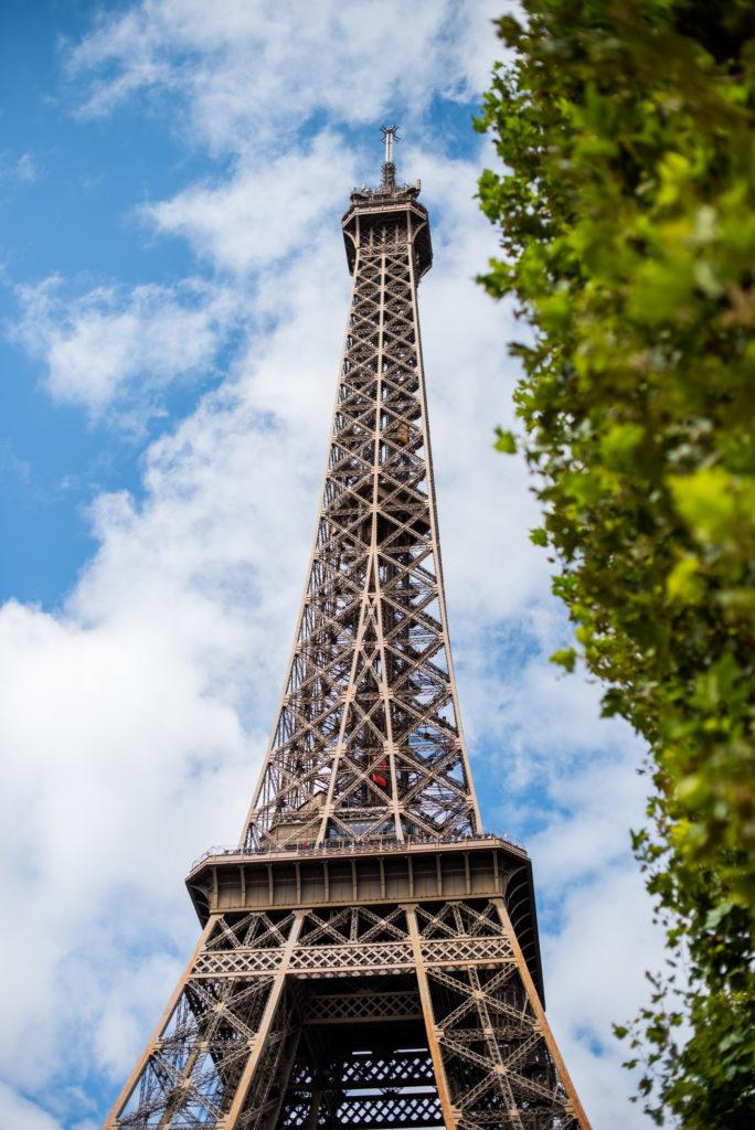 photographe paris - tour eiffel