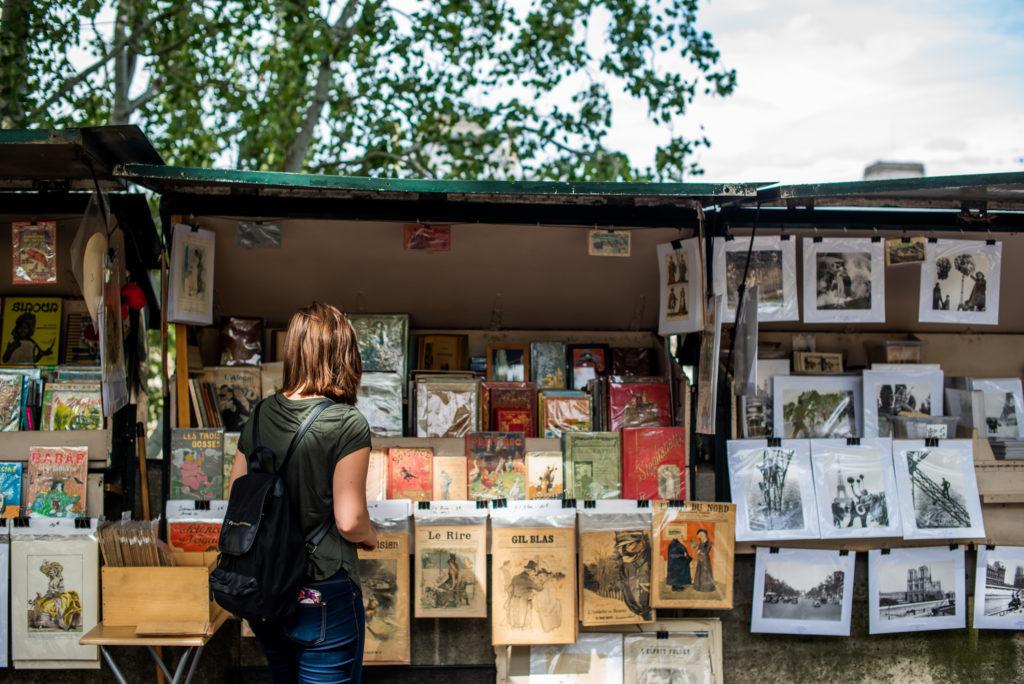 photographe paris - quai de seine